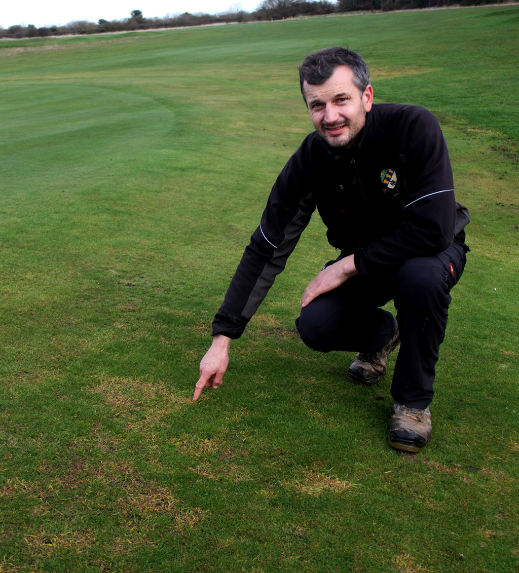 Assessing and recording successes of application results at Caldy Golf Club