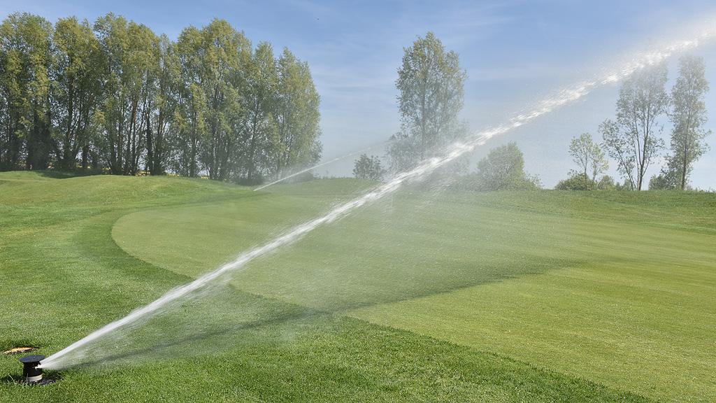 making use of water resources through efficient irrigation