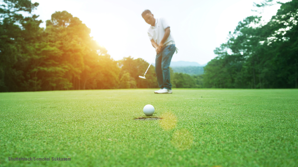 Putting surface quality