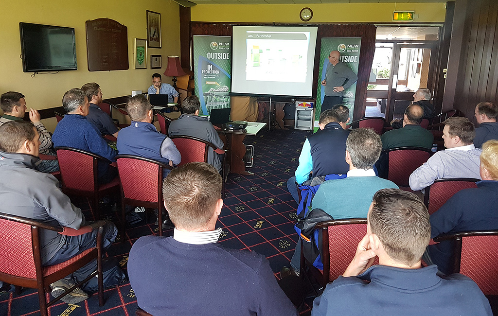 Fungicide workshop Ireland
