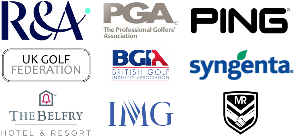 Parliamentary Golf Group supporters