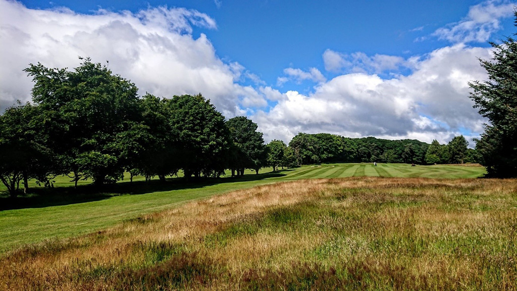 Mortonhall conservation rough defines play