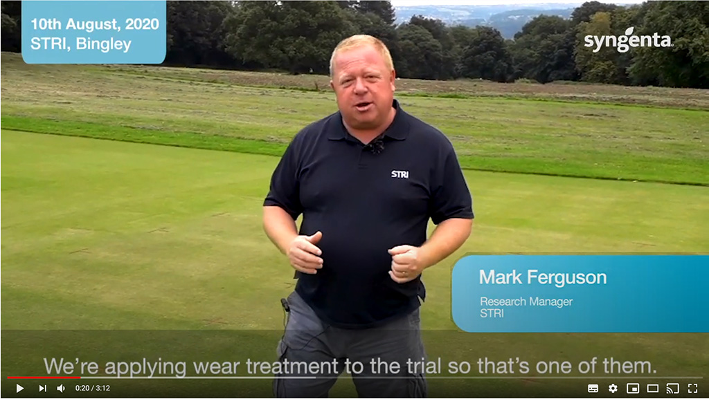 Mark Ferguson GDD video