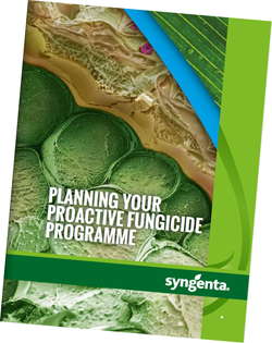 Planning Your Proactive Fungicide Programme