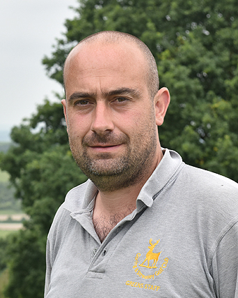 Matt Aplin - Goring and Streetly Golf Club
