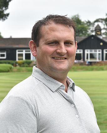Grant Stewart - Huntercombe Golf Club