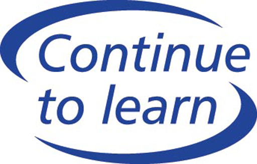 BTME Continue to Learn logo