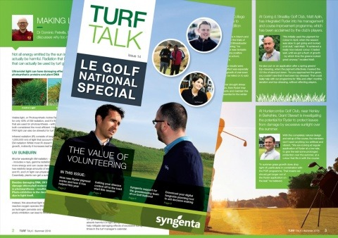 Turf Talk - Issue 14 download