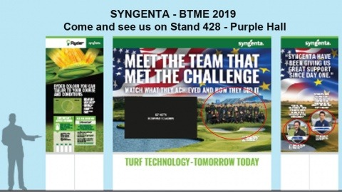 Syngenta stand 2019