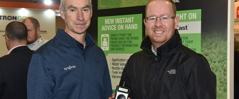 David Feeney, Deputy Head Greenkeeeper at Prestwick Golf Club was the first day's winner of the Ryder Prize Draw