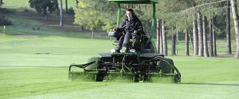 Mowing with clippings