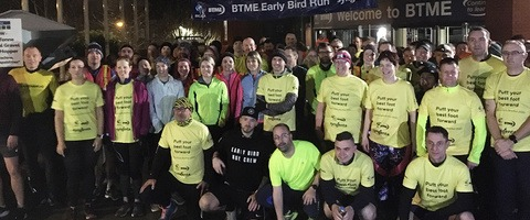 BTME Early Bird Run