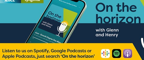 On the horizon with Glenn & Henry graphic