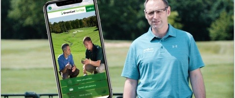 Glenn Kirby Turf App tutorial