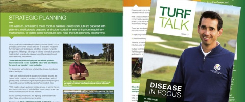 Turf Talk - Issue 13 - Winter 2017/18