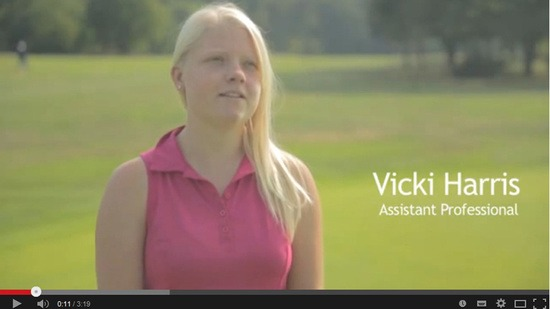 Vicki Harris - Maidenhead Golf Club video
