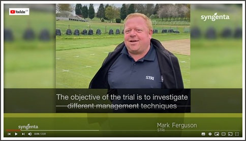 Mark Ferguson STRI Primo Trial video