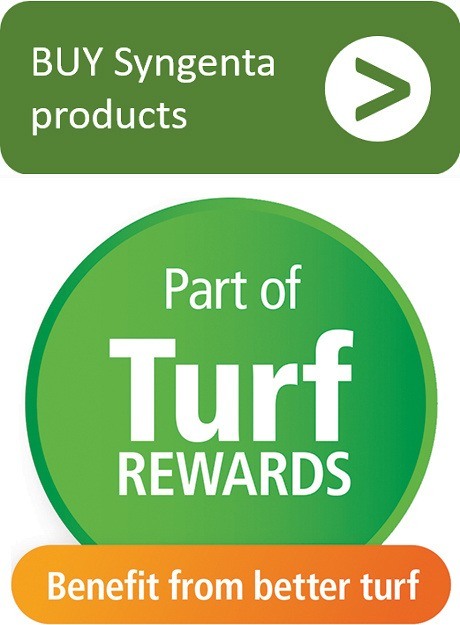 Buy button with Turf Rewards