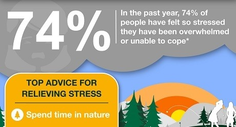 Can golf help relieve stress