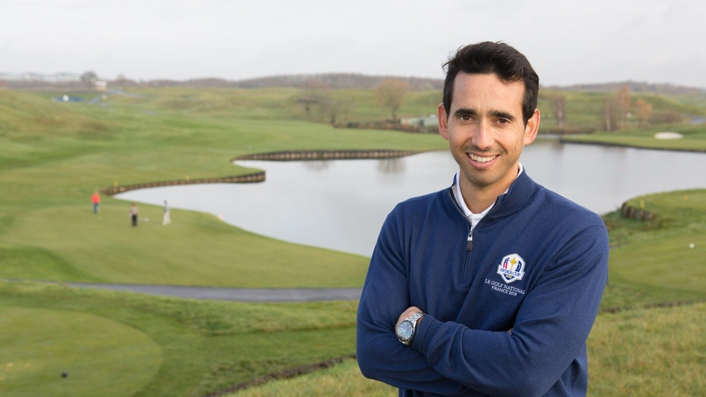 Alejandro Reyes - Le Golf Nationale
