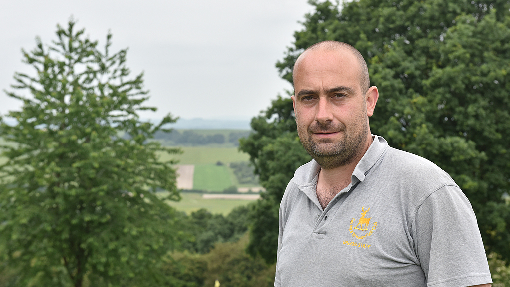 Matt Aplin - Goring and Streatley Golf Club