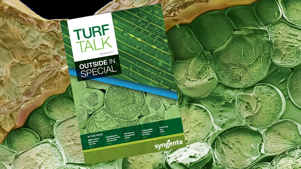 Turf Talk Suimmer 2017 cover