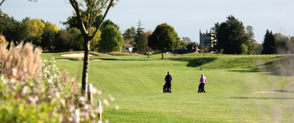 Ufford Park course